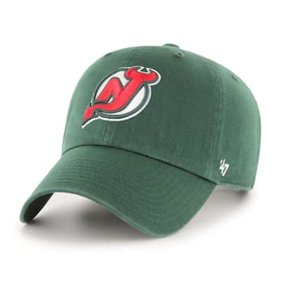 (47 Brand Throwback Clean Up Cap New Jersey Devils - Adult)