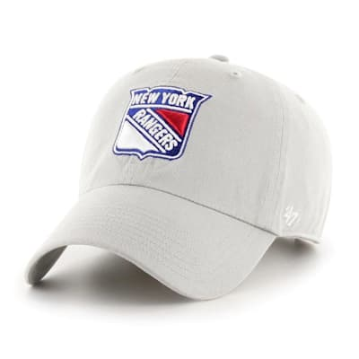 (47 Brand Throwback Clean Up Cap NY Rangers - Adult)