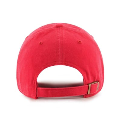 (47 Brand Throwback Clean Up Cap Detroit Red Wings - Adult)