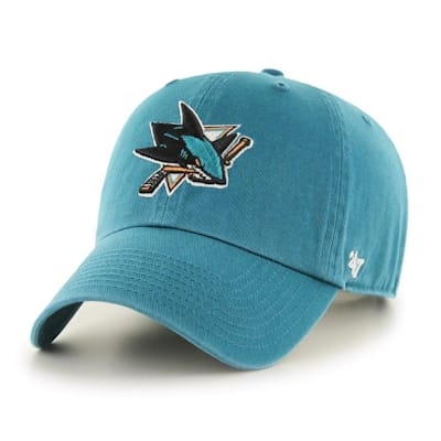 (47 Brand Throwback Clean Up Cap San Jose Sharks - Adult)