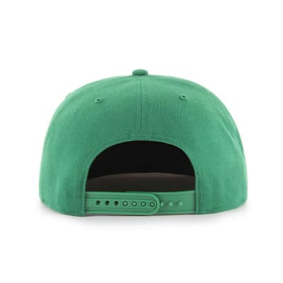 (47 Brand Minnesota North Stars Sure Shot Captain Snapback Cap - Adult)