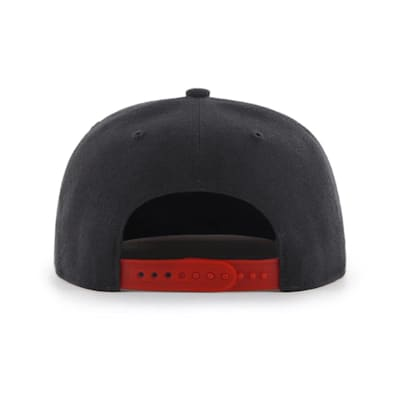 (47 Brand New Jersey Devils Sure Shot Two Tone Snapback Cap - Adult)