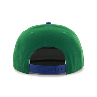 (47 Brand Hartford Whalers Sure Shot Two Tone Snapback Cap - Adult)