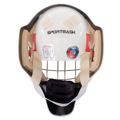 (SportMask T3 Certified Goalie Mask - Senior)