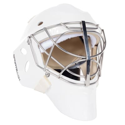 (SportMask PRO 3i Non-Certified Cat Eye Goalie Mask - Senior)