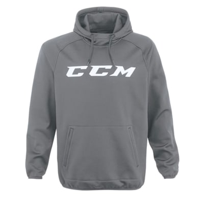 (CCM Core Tech Fleece Pullover Hoody - Youth)