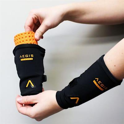 D3O Insert (Bracer Flex Wrist Guard - Senior)