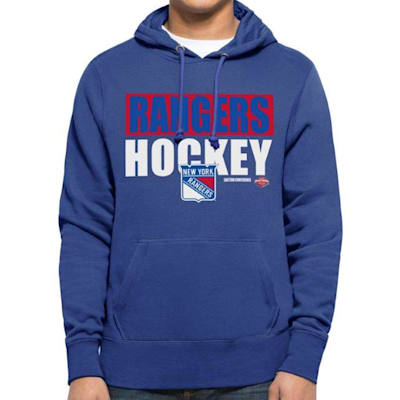 (47 Brand New York Rangers Headline Hoody - Adult)