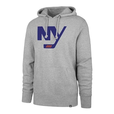 (47 Brand Imprint Headline Hoody - New York Islanders - Adult)