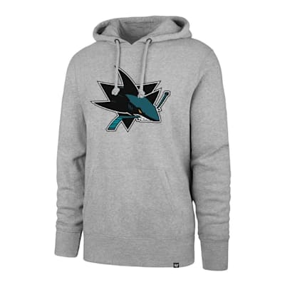 (47 Brand Imprint Headline Hoody - San Jose Sharks - Adult)