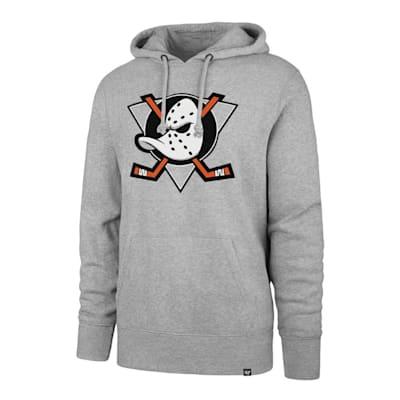 (47 Brand Imprint Headline Hoody - Throwback Anaheim Ducks - Adult)