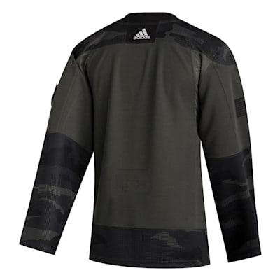 (Adidas Chicago Blackhawks Military Appreciation Jersey - Adult)