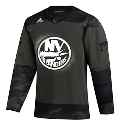 (Adidas New York Islanders Military Appreciation Jersey - Adult)