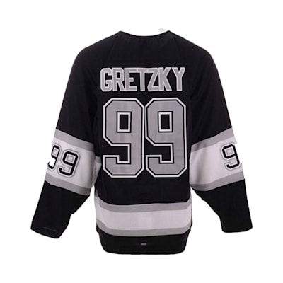 (Adidas LA Kings Heroes Of Hockey Throwback Jersey - Wayne Gretzky - Adult)