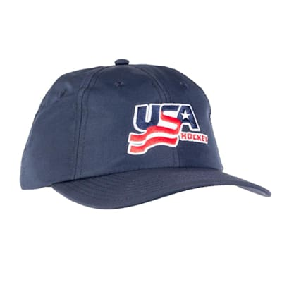 Navy (USA Hockey Performance Cap - Adult)