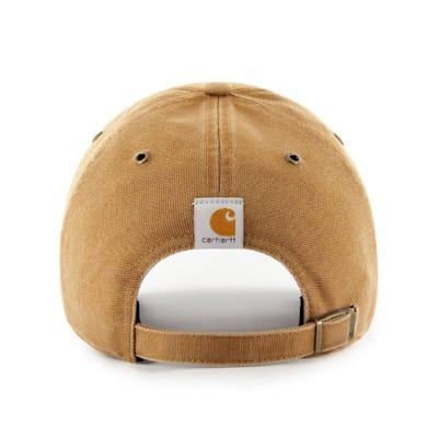 (47 Brand Carhartt Cleanup Hats - NJ Devils - Adult)