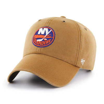 (47 Brand Carhartt Cleanup Hats - NY Islanders - Adult)