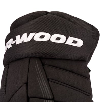 (Sher-Wood REKKER M90 Hockey Gloves - Junior)