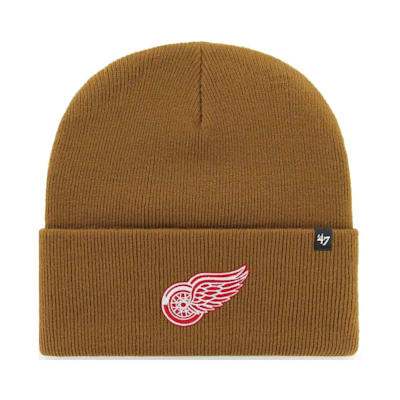 (47 Brand Carhartt Cuff Knit Hat - Detroit Red Wings - Adult)