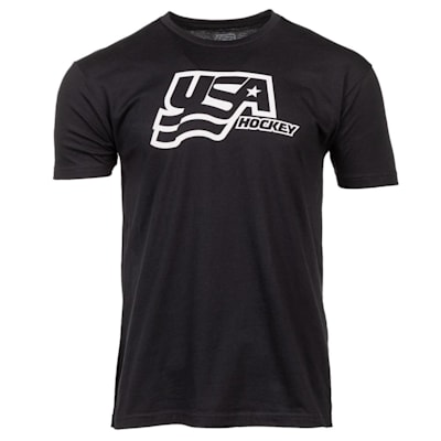 (USA Hockey Short Sleeve Tee Shirt - Adult)