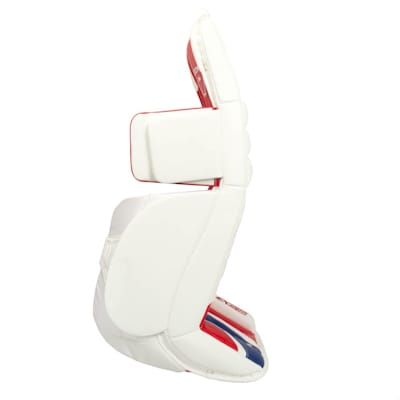 (CCM Custom Extreme Flex 4 Goalie Leg Pads - Intermediate)
