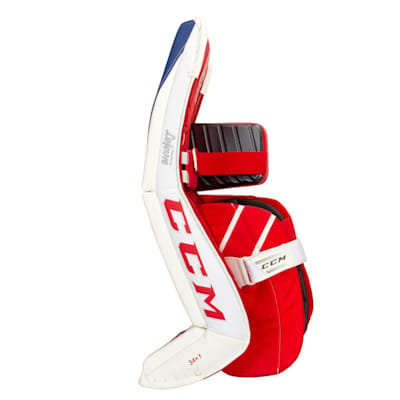 (CCM Custom Extreme Flex 4 Goalie Leg Pads - Senior)