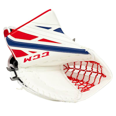 (CCM Custom Extreme Flex 4 Goalie Glove - Senior)