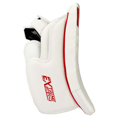 (CCM Custom Extreme Flex 4 Goalie Blocker - Intermediate)