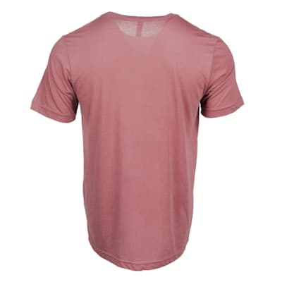 Mauve Back (PlusMinus Celly Season Tee Shirt - Adult)