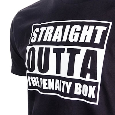 Graphic (PlusMinus Straight Outta The Box Tee Shirt - Adult)