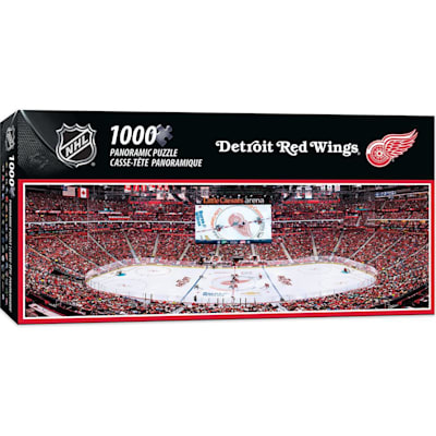 (Arena Panoramic Puzzle - Detroit Red Wings)