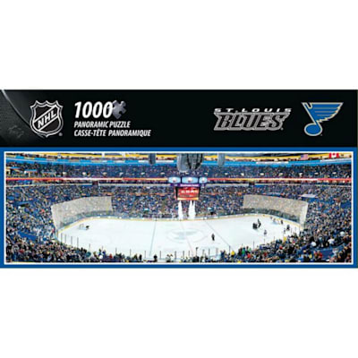 (MasterPieces Arena Panoramic Puzzle - St. Louis Blues)