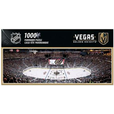(MasterPieces Arena Panoramic Puzzle - Vegas Golden Knights)