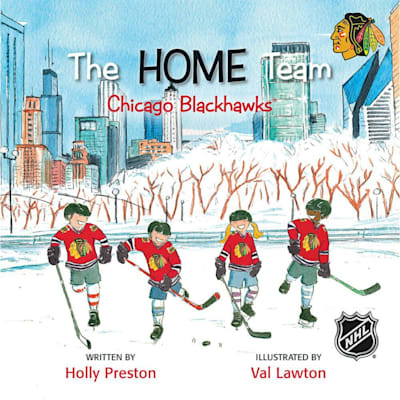 (Home Team Book - Chicago Blackhawks)