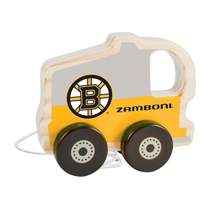 (MasterPieces Boston Bruins Push & Pull Toy)