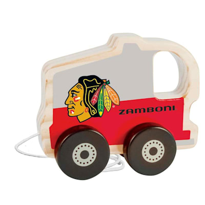 (MasterPieces Chicago Blackhawks Push & Pull Toy)