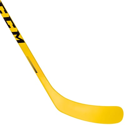 (CCM Super Tacks Youth Grip Composite Hockey Stick - Youth)