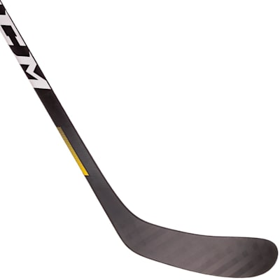 (CCM Super Tacks 9280 Grip Composite Hockey Stick - Intermediate)