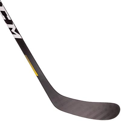 (CCM Super Tacks 9280 Grip Composite Hockey Stick - Senior)