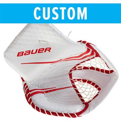 (Bauer Custom Vapor 2X Pro Goalie Glove - Senior)