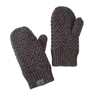 (Bauer New Era Zig Zag Knit Mittens)