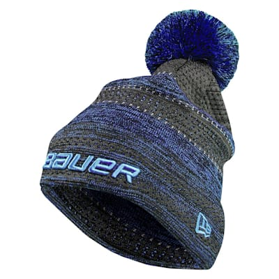 (Bauer New Era Color Pop Pom Knit Hat - Adult)