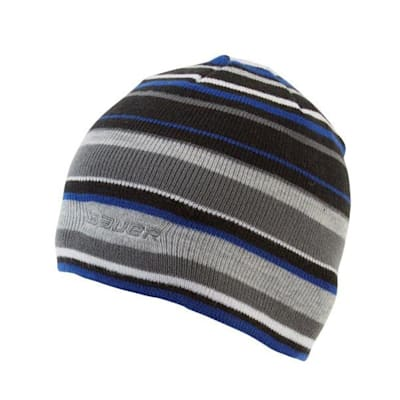 (Bauer New Era Pop Stripe Knit Hat - Adult)