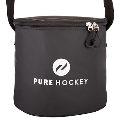 (Pure Hockey Pro Puck Bag)