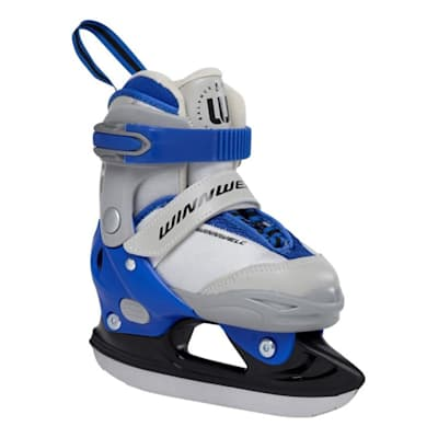 (Winnwell Balance Blade Adjustable Skates - Youth)