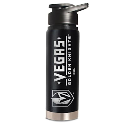 (Vegas Golden Knights 20oz Stealth Hydration Bottle)