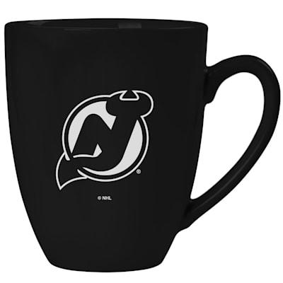 (New Jersey Devils Ceramic 15oz Bistro Mug)