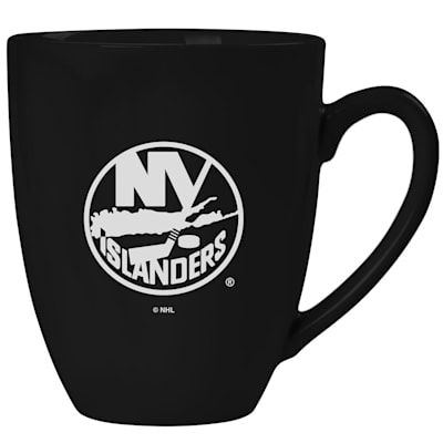 (New York Islanders Ceramic 15oz Bistro Mug)