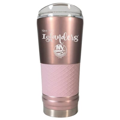 (New York Islanders 24oz Vacuum Insulated Tumbler)