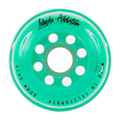 (Labeda Addiction Signature Inline Hockey Wheel - Mint)